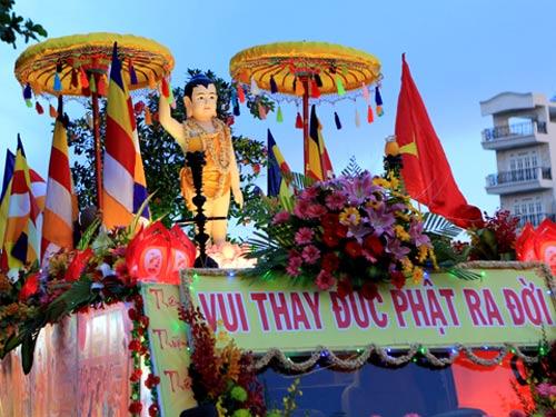 Lễ Phật đản được tổ chức thế nào thời Tây du ký? 3