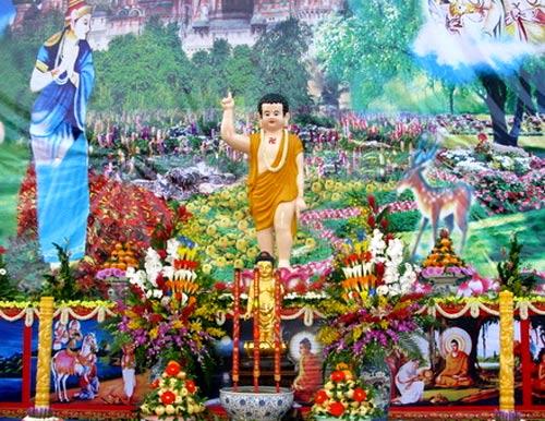 Lễ Phật đản được tổ chức thế nào thời Tây du ký? 2
