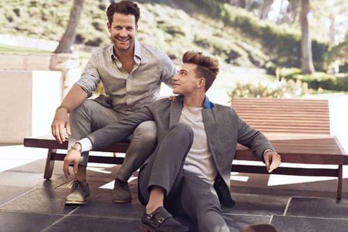 Lễ cưới lãng mạn của cặp sao Hollywood đồng tính  11