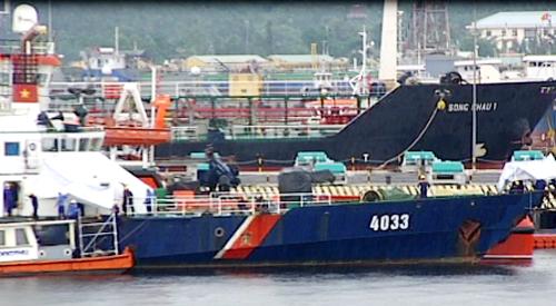 Điểm danh tàu Việt Nam đang ngăn chặn giàn khoan Trung Quốc 10