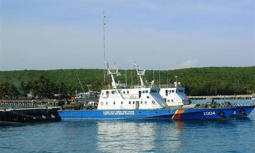 Điểm danh tàu Việt Nam đang ngăn chặn giàn khoan Trung Quốc 12