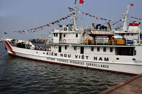 Điểm danh tàu Việt Nam đang ngăn chặn giàn khoan Trung Quốc 14