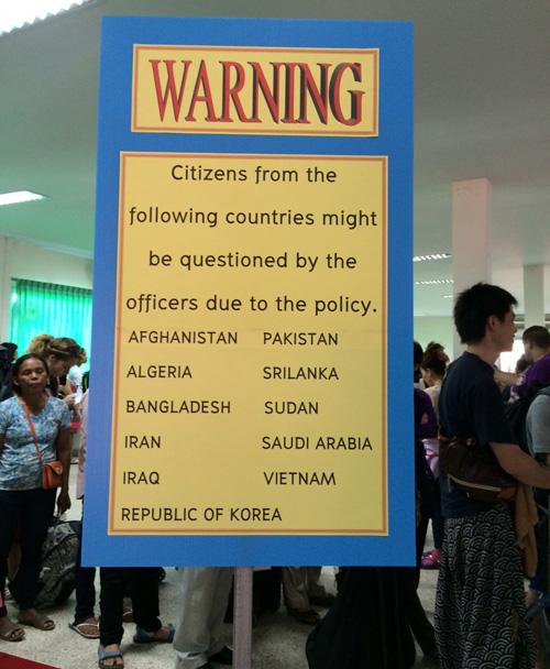 Đi du lịch Thái Lan mà nhục vậy sao? 6