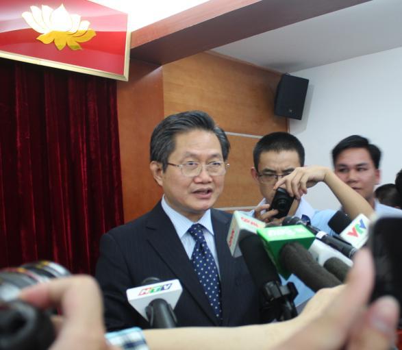 Hội Luật gia Việt Nam ra tuyên bố về việc Trung Quốc đặt giàn khoan trái phép 4