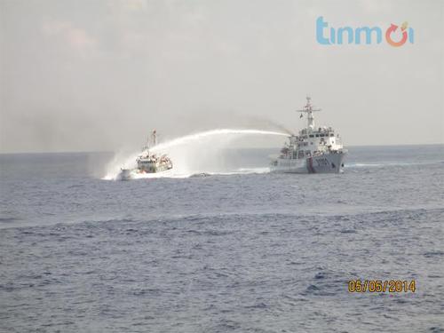 'Nga sẽ không ngồi yên để TQ thao túng biển Đông' 5