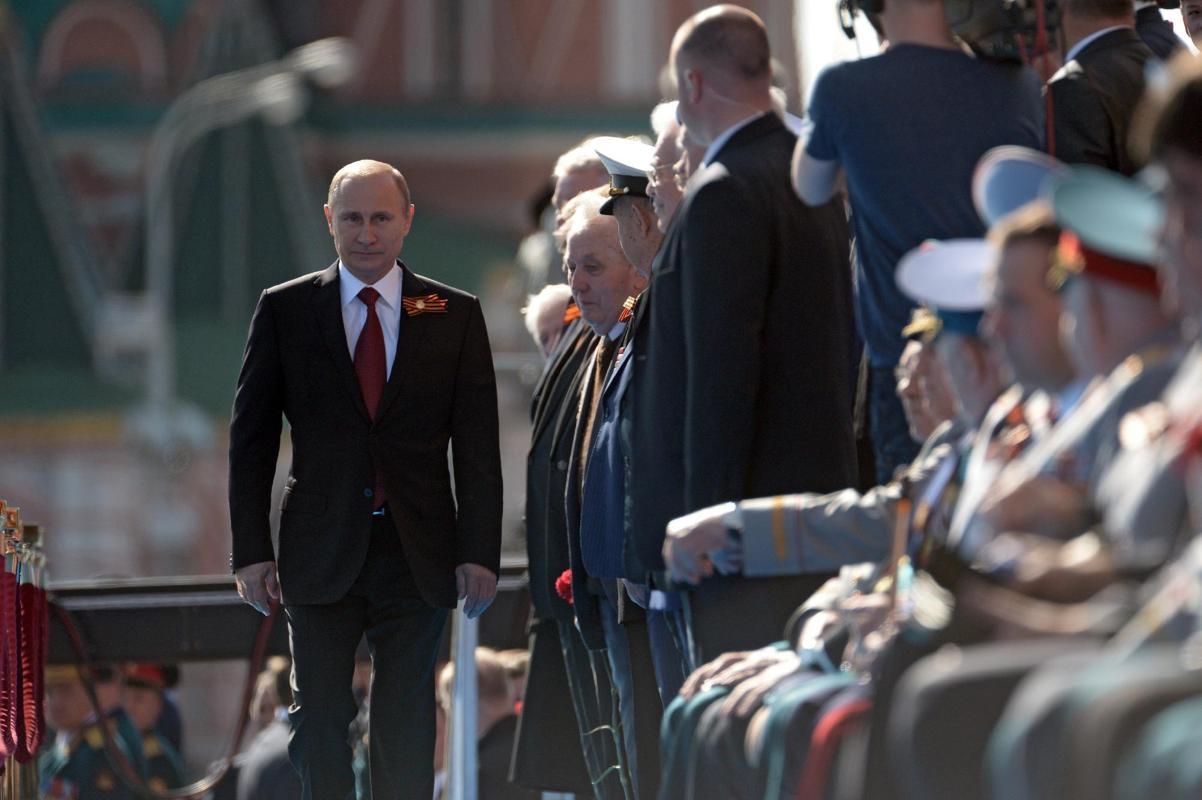 Nga, Ukraine diễu binh kỷ niệm chiến thắng phát xít Đức (9/5) 17