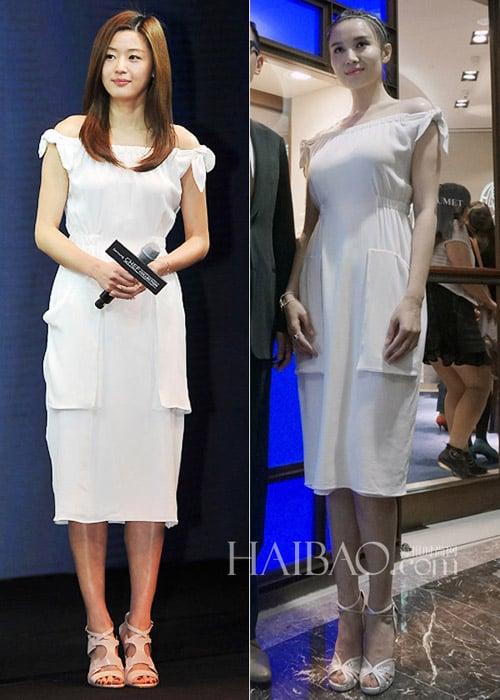Cận cảnh váy hàng hiệu khiến các mỹ nhân Âu-Á đua nhau