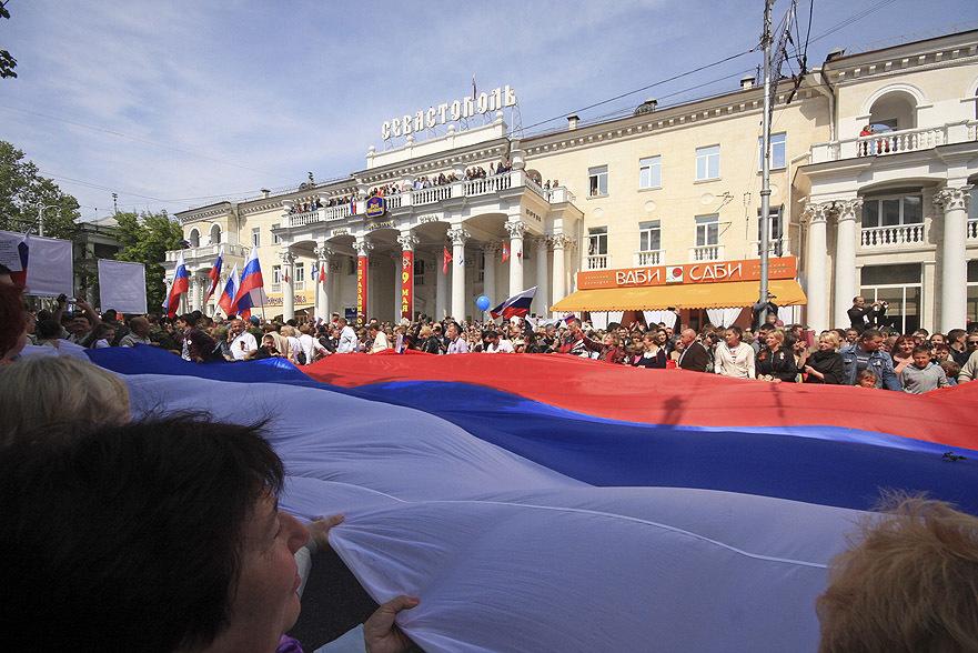 Nga, Ukraine diễu binh kỷ niệm chiến thắng phát xít Đức (9/5) 23