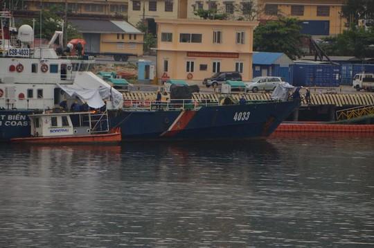 Việt Nam sử dụng các tàu nào để ngăn chặn giàn khoan HD-981 của TQ? 6