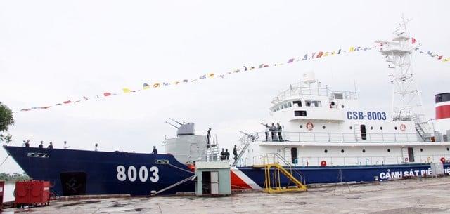 Việt Nam sử dụng các tàu nào để ngăn chặn giàn khoan HD-981 của TQ? 10