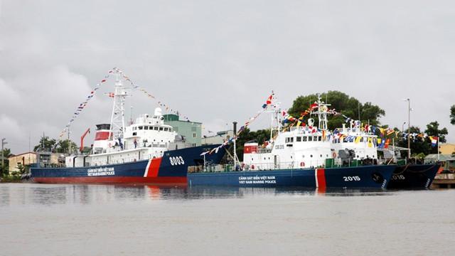 Việt Nam sử dụng các tàu nào để ngăn chặn giàn khoan HD-981 của TQ? 11