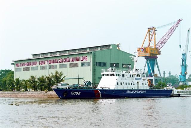Việt Nam sử dụng các tàu nào để ngăn chặn giàn khoan HD-981 của TQ? 8