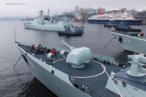 Báo Singapore lo ngại Trung Quốc hành động giống Nga 6