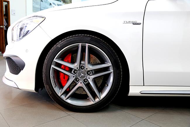 Mercedes-Benz CLA-Class đã có giá chính thức tại Việt Nam 7