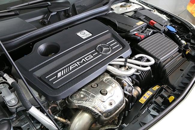 Hình ảnh Mercedes-Benz CLA-Class đã có giá chính thức tại Việt Nam số 5