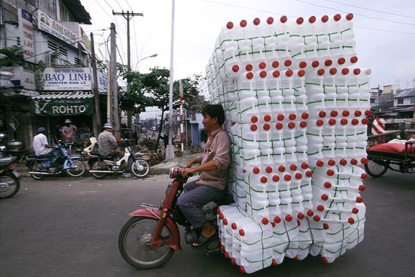 Những chiếc xe quá tải chỉ có ở Việt Nam 10