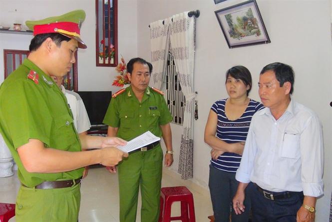 Bắt giám đốc Văn phòng đăng ký quyền sử dụng đất Hội An 5