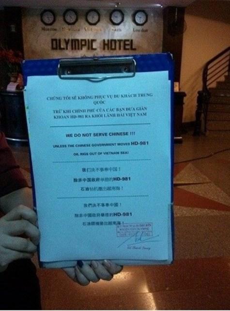 Luật sư nói về vụ khách sạn ở Nha Trang từ chối khách Trung Quốc 6