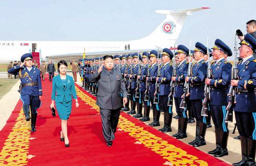 Tiết lộ hình ảnh chuyên cơ đặc biệt của chủ tịch Kim Jong-un 7