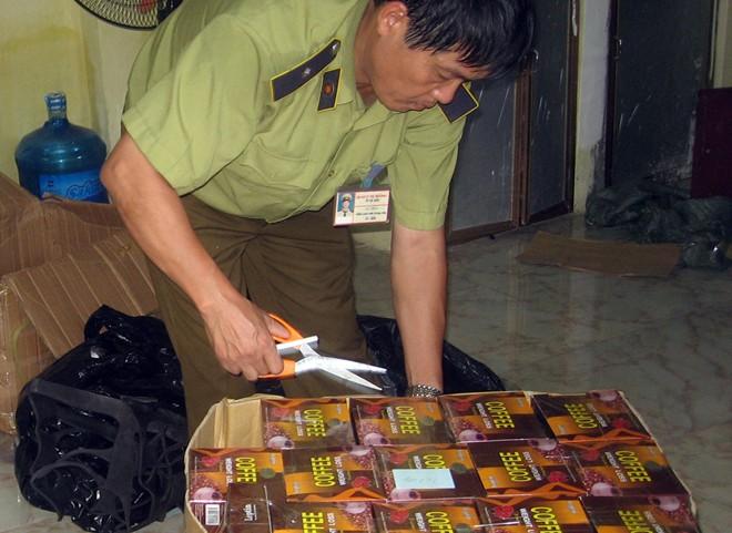 Thuốc nở ngực, cường dương Trung Quốc ồ ạt về Việt Nam 14
