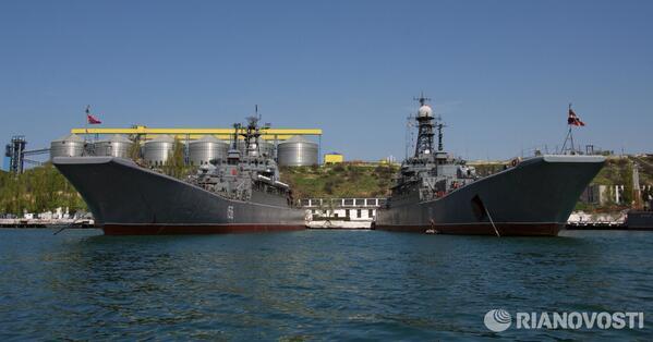 Nga sắp tăng cường 30 tàu hải quân cho Hạm đội Biển Đen 6