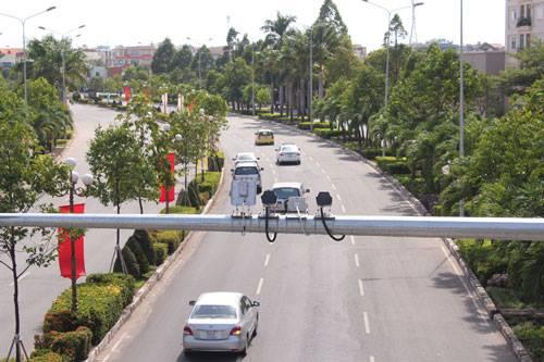Chính thức xử phạt giao thông bằng camera quan sát ở Biên Hoà