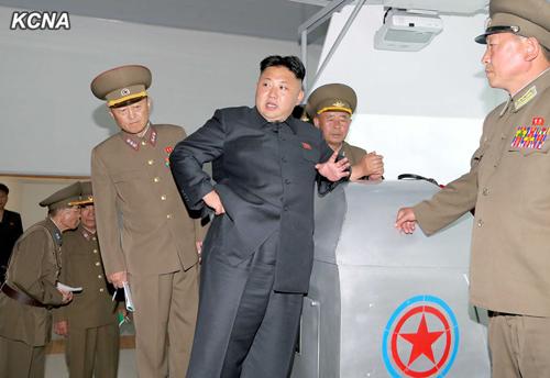 Kim Jong-un thị sát lực lượng Không quân Triều Tiên 9