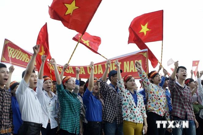 Míttinh tại Hải Phòng, Thanh Hóa phản đối Trung Quốc 8