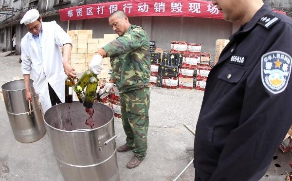 Những thực phẩm siêu bẩn của Trung Quốc khiến thế giới hãi hùng 13