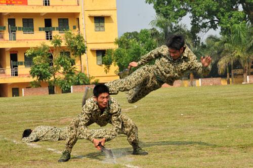 """Trung Quốc: Lính đặc công 'ngôi sao' của lực lượng quân đội Việt Nam"""" 9"""