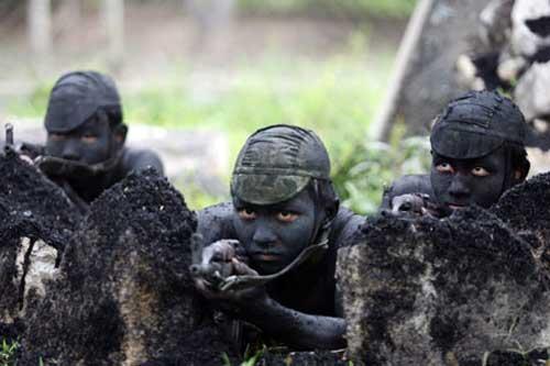 """Trung Quốc: Lính đặc công 'ngôi sao' của lực lượng quân đội Việt Nam"""" 8"""