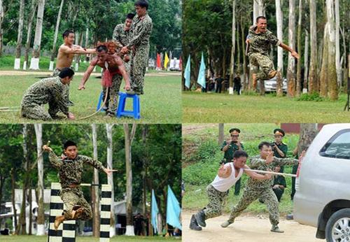 """Trung Quốc: Lính đặc công 'ngôi sao' của lực lượng quân đội Việt Nam"""" 13"""