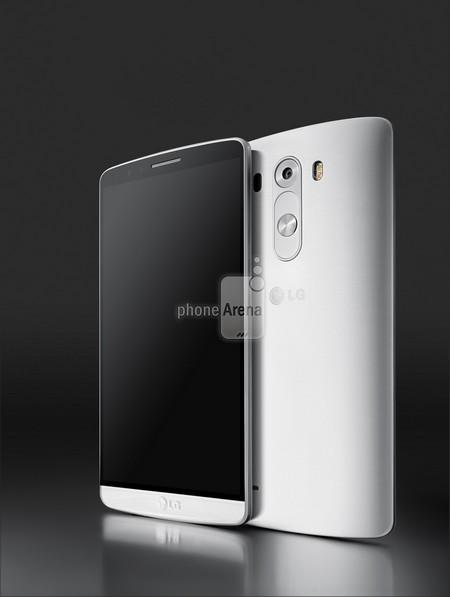 Vẻ đẹp 'không thể cưỡng lại' của LG G3 trước giờ ra mắt 7