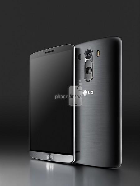 Vẻ đẹp 'không thể cưỡng lại' của LG G3 trước giờ ra mắt 8