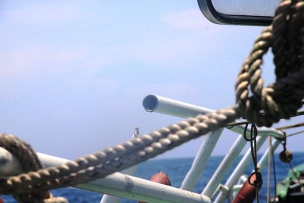 Cận cảnh tàu CSB Việt Nam bị tàu Trung Quốc đâm 8