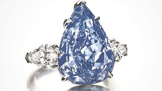 Viên kim cương đã được bán với mức giá 24 triệu USD, tương đương 505 tỷ VNĐ