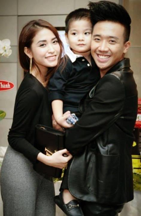 Bạn gái cũ Trấn Thành thừa nhận có chồng và con 7