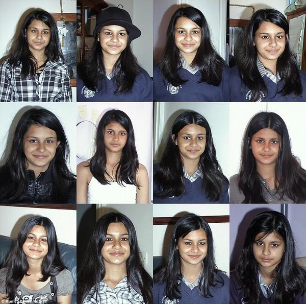 Người cha chụp 6.500 bức ảnh của con gái 18 tuổi từ khi cô chào đời 20