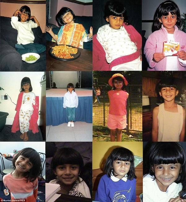 Người cha chụp 6.500 bức ảnh của con gái 18 tuổi từ khi cô chào đời 12