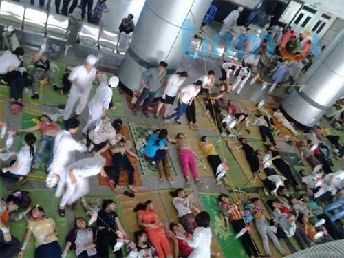Vụ 735 công nhân ngộ độc ở Thanh Hóa: Không phải ngộ độc do uống nước 6