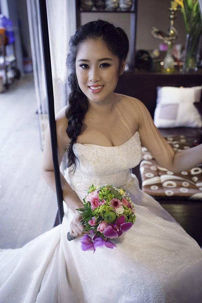 5 tiểu thư xinh như hoa của sao Việt 14