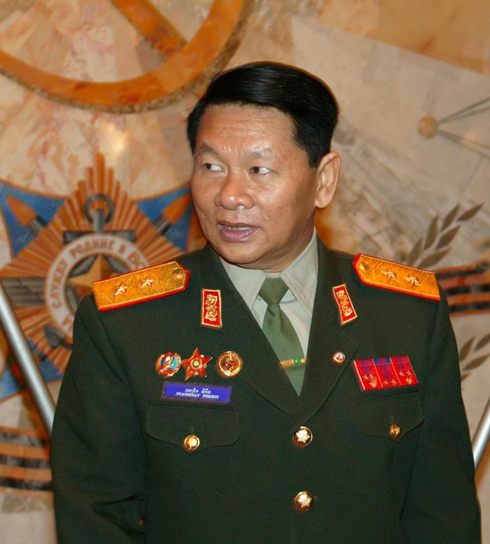 Máy bay quân sự Lào chở quan chức cấp cao gặp tai nạn 5
