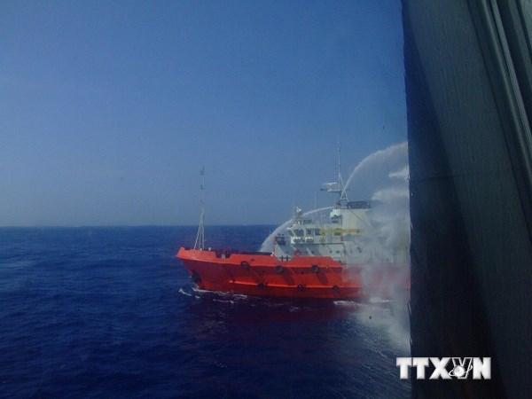 Bằng chứng tố giác Trung Quốc hung hãn ở Biển Đông 9