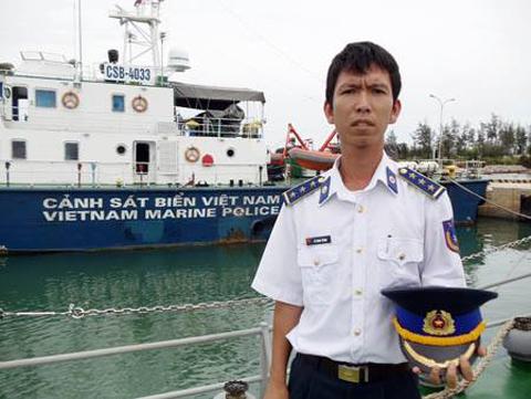 Mẹ thuyền trưởng tàu Cảnh sát biển 4033 : 'Mẹ khỏe, con cứ vững tâm' 5