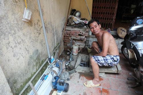 Dân Thủ đô nhịn tắm, ăn cháo vì mất nước 15