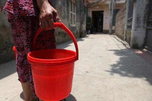 Dân Thủ đô nhịn tắm, ăn cháo vì mất nước 20