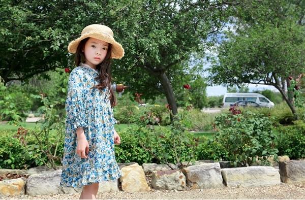 Vẻ đẹp thiên thần của mẫu nhí 6 tuổi Hàn Quốc 12