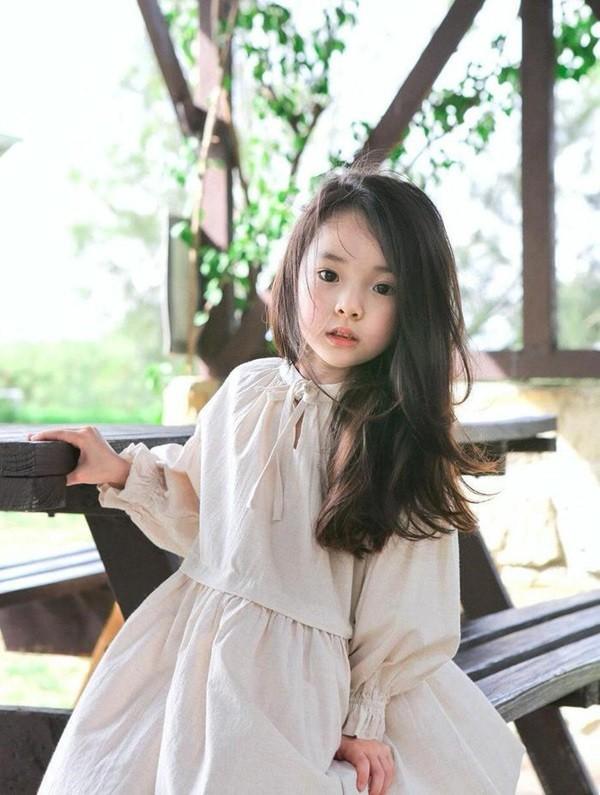 Vẻ đẹp thiên thần của mẫu nhí 6 tuổi Hàn Quốc 9