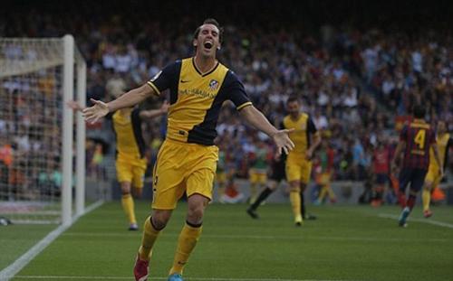 Hòa Barca 1-1, Atletico Madrid lên ngôi vô địch xứng đáng 5