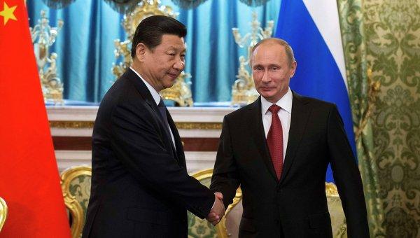 Lãnh đạo Nga - Trung dự khai mạc tập trận chung trên biển Hoa Đông 6
